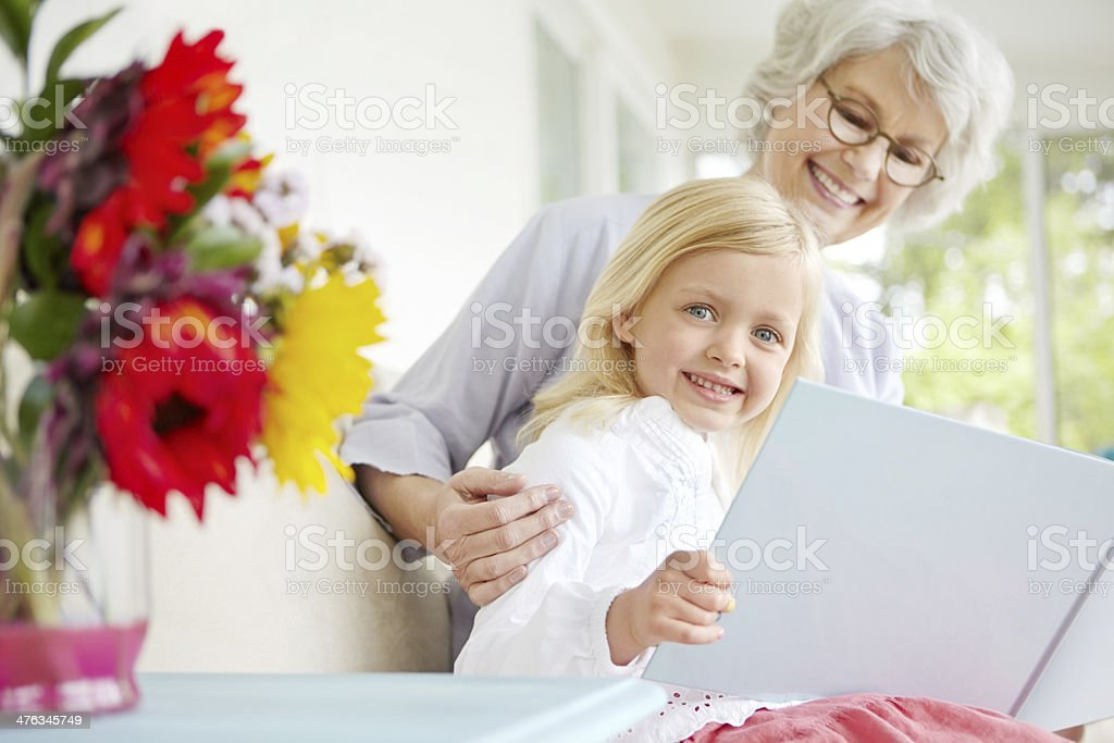 I want to be a writer one day royalty-free stock photo
