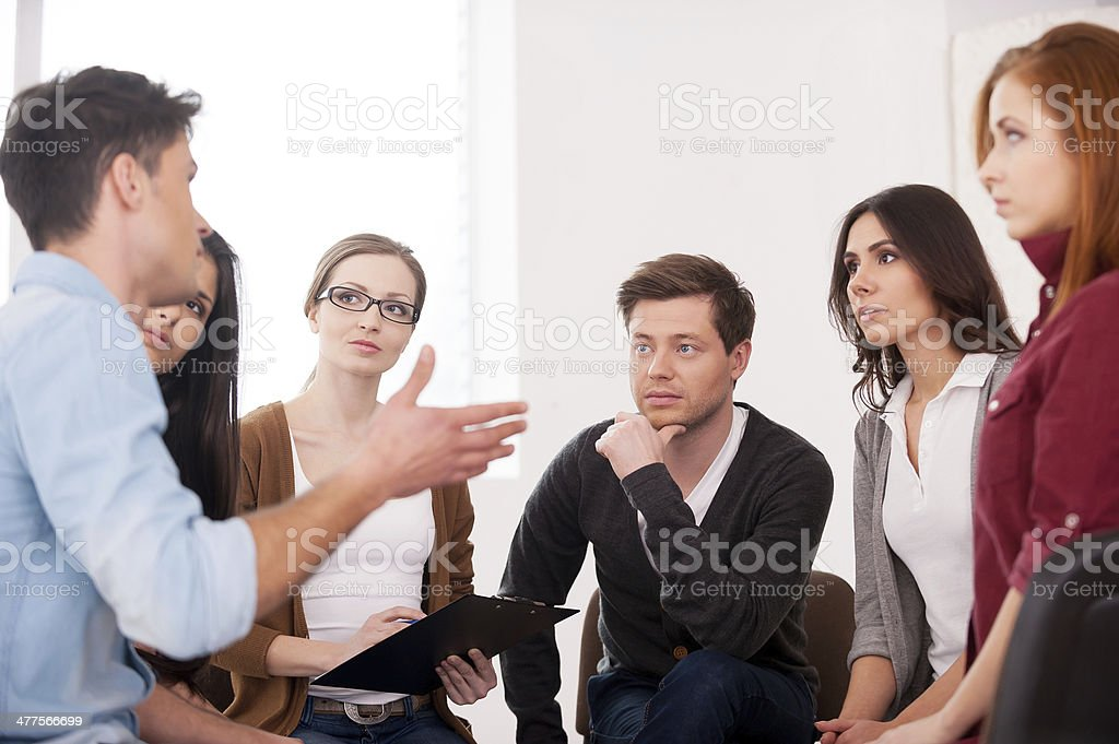 I want to share my problem. stock photo