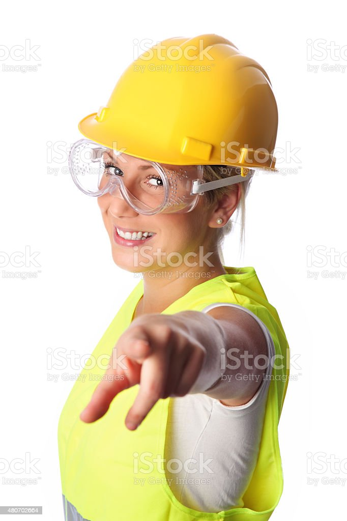 I want to work with you! stock photo