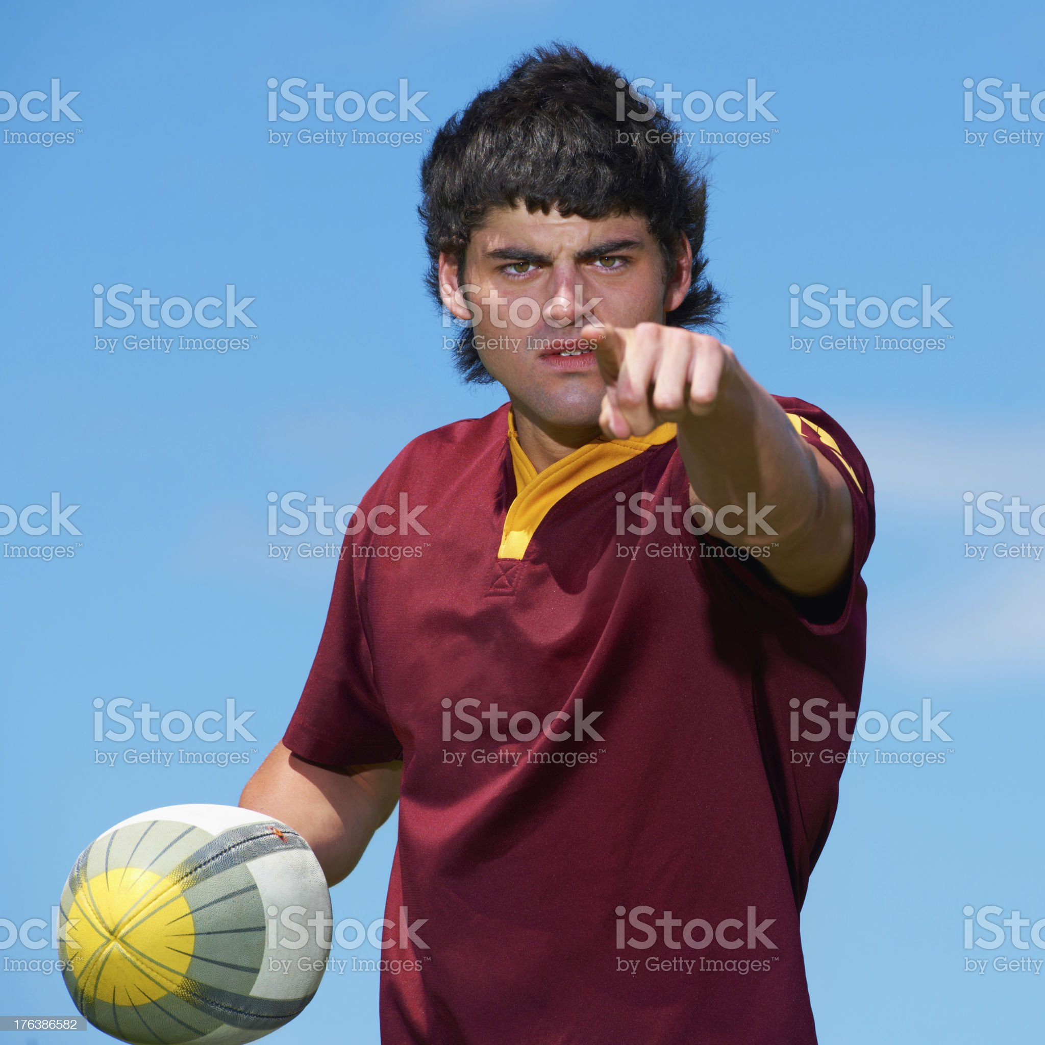 I want YOU in our team royalty-free stock photo
