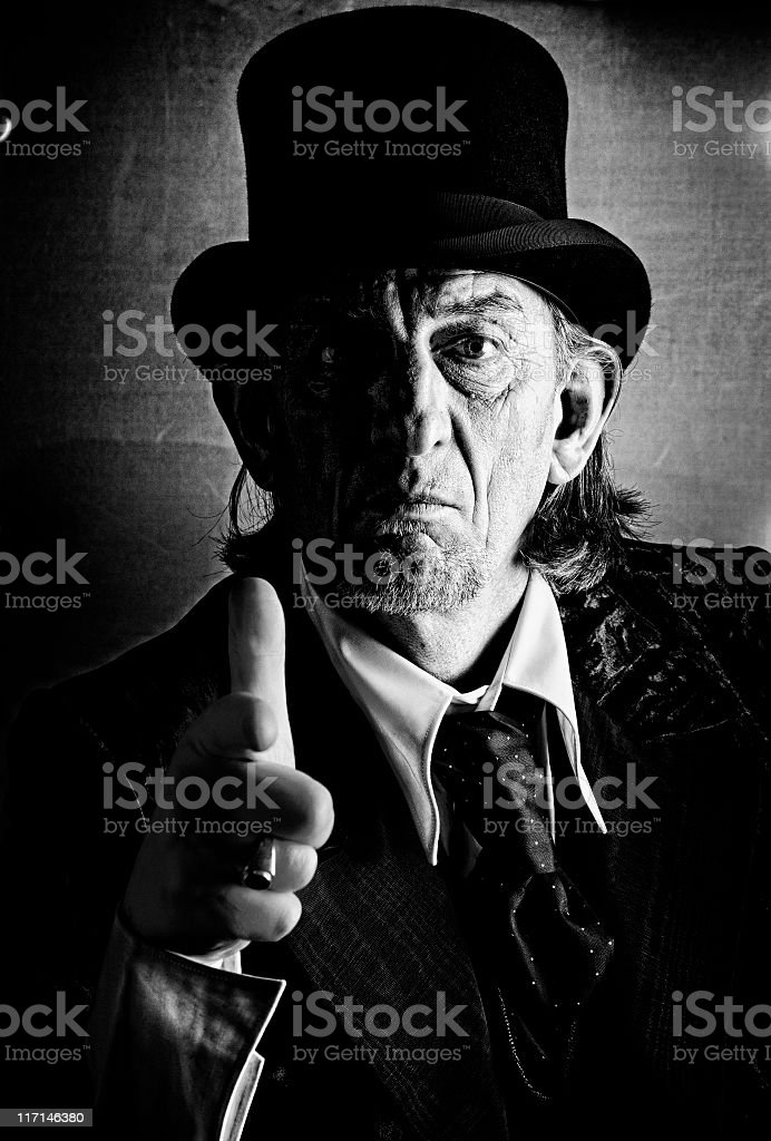I Want You royalty-free stock photo