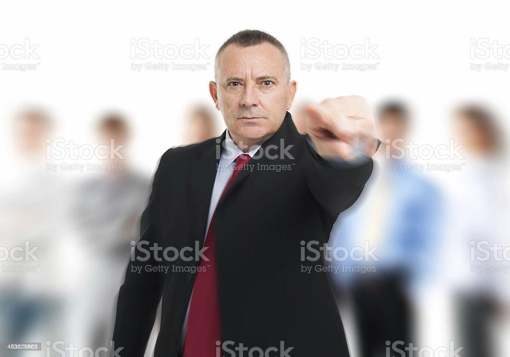 I want you royalty-free stock photo