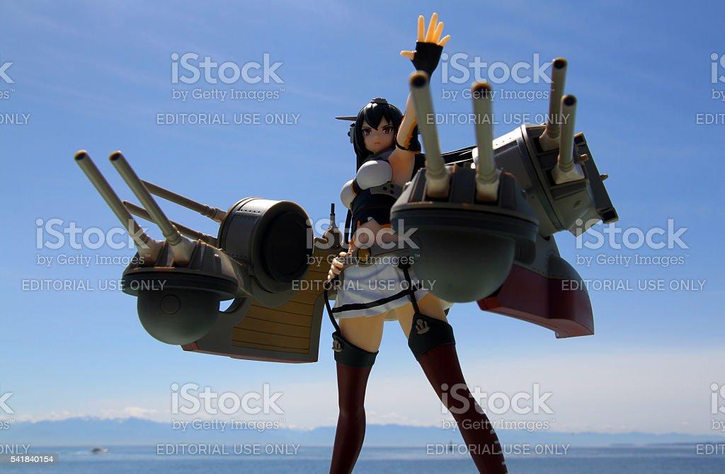 War Machine stock photo