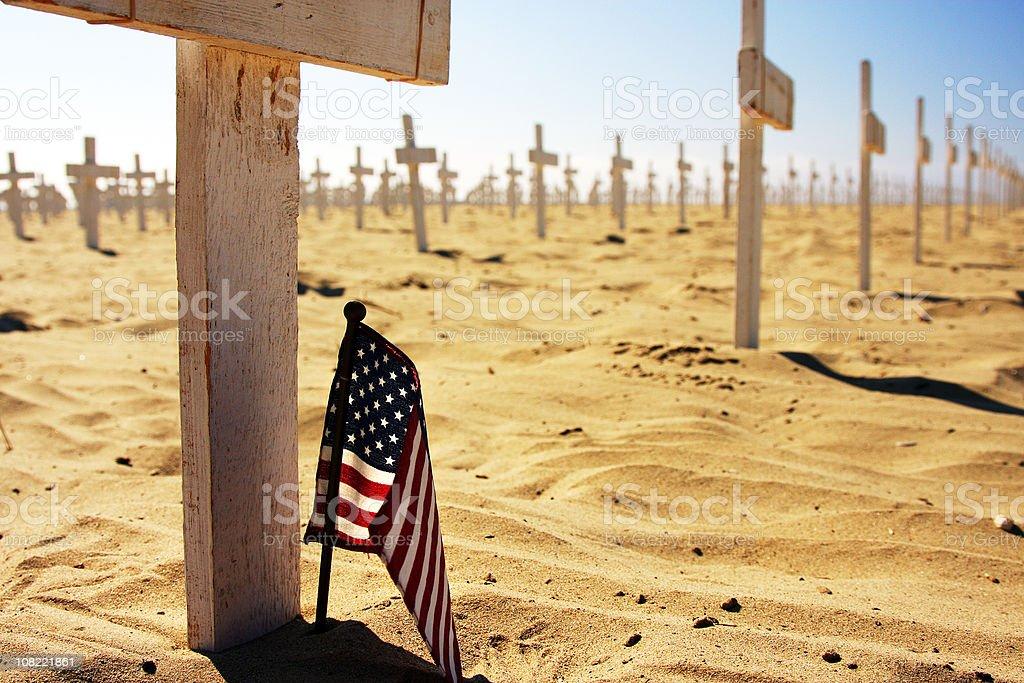 War Memorial stock photo