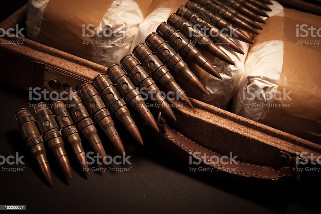 War on Drugs stock photo