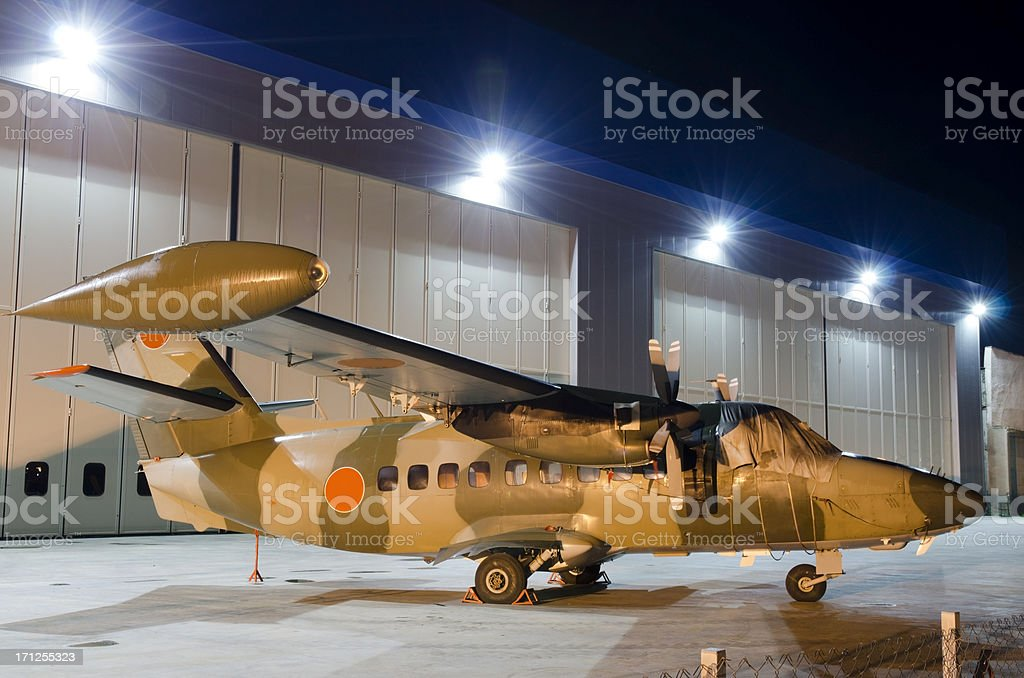war plane stock photo