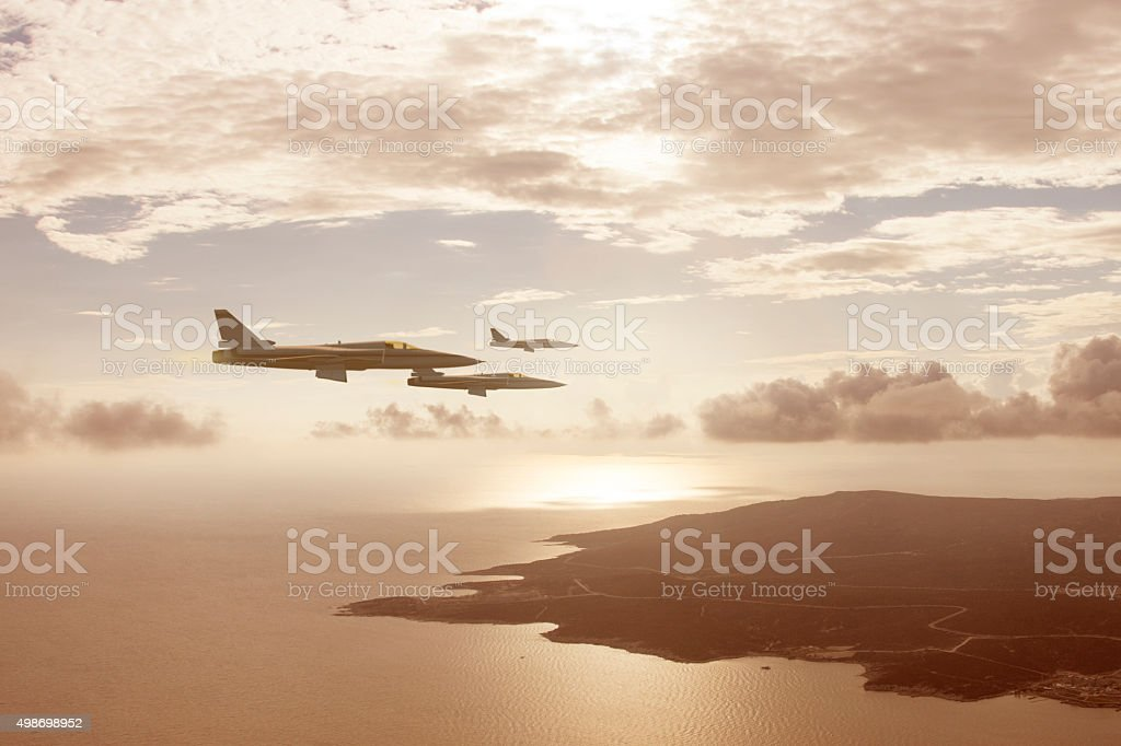 war planes stock photo