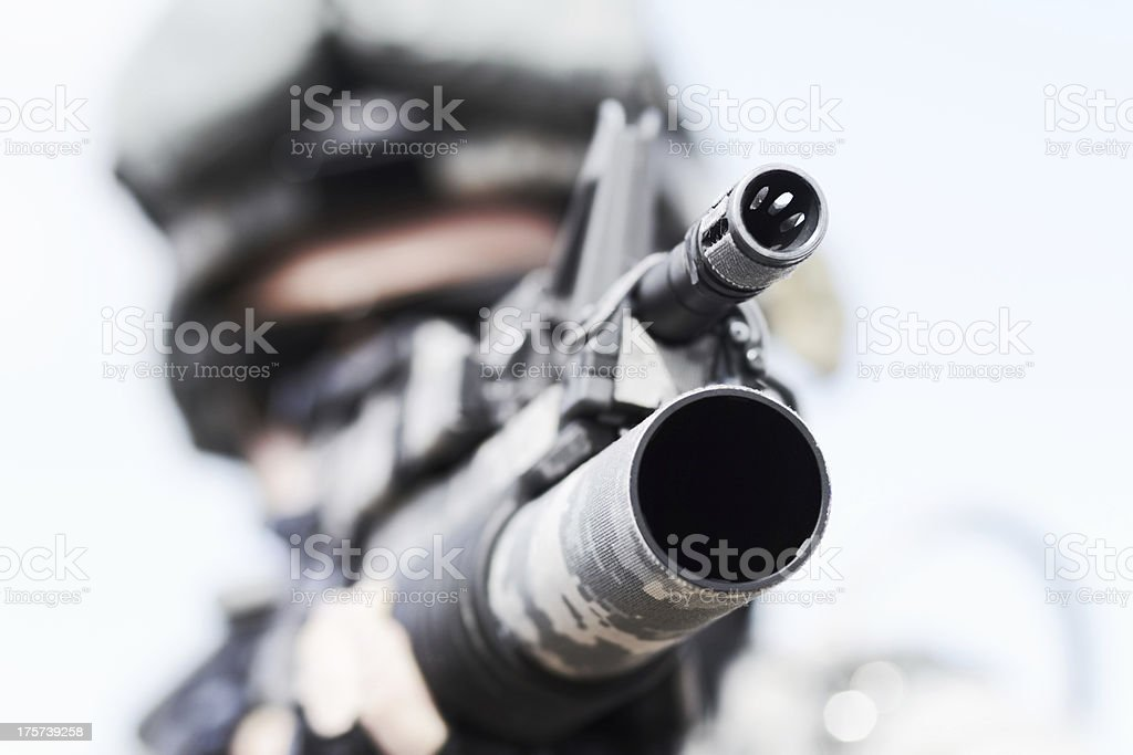 War weaponry royalty-free stock photo