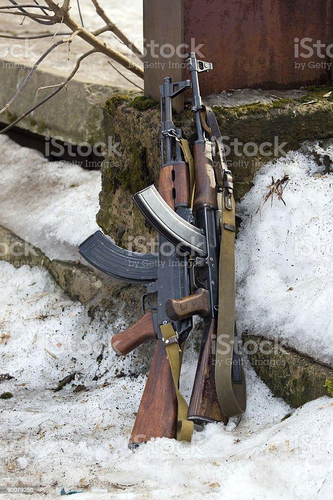 war zone royalty-free stock photo