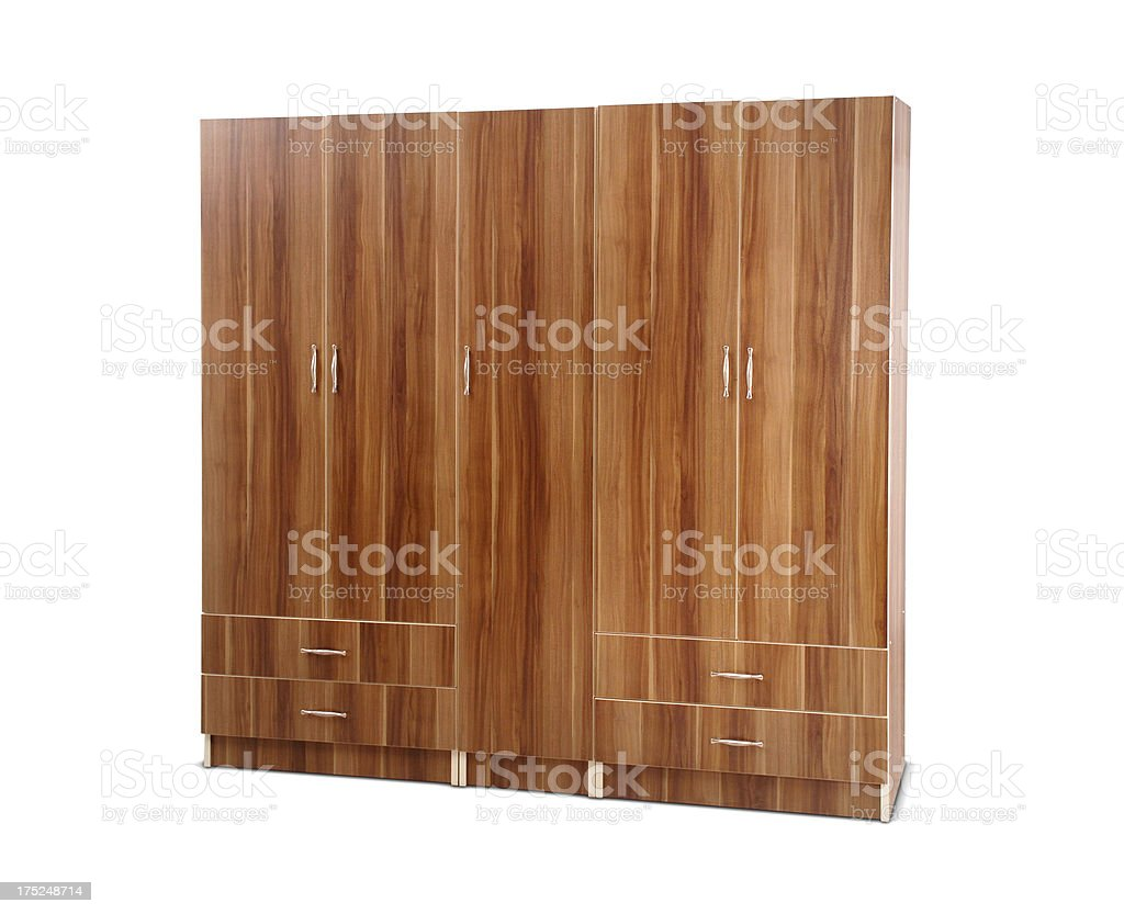 Wardrobe (Click for more) royalty-free stock photo