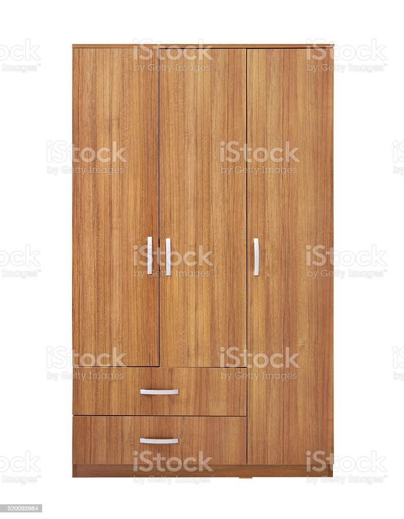 wardrobe stock photo