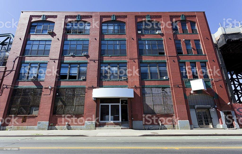 Warehouse Renovation royalty-free stock photo