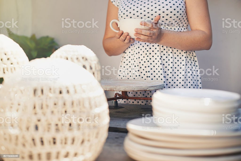 Wares for every occassion stock photo