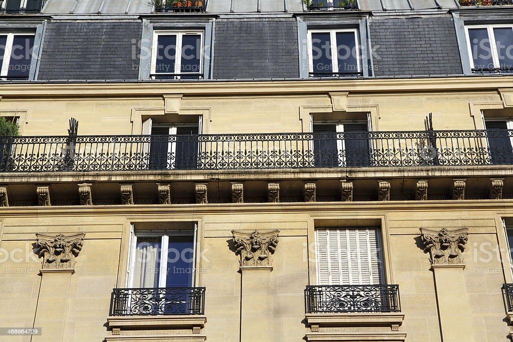Warm Balcony royalty-free stock photo