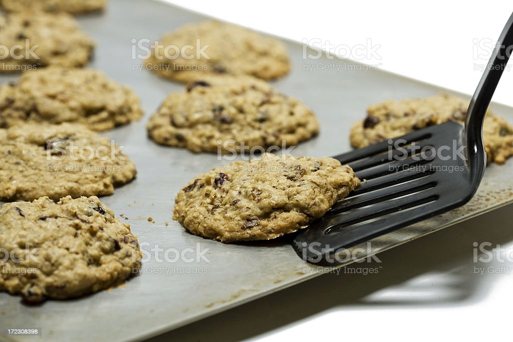 Warm Cookies royalty-free stock photo