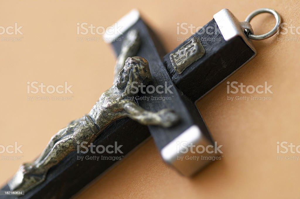 warm Cross royalty-free stock photo