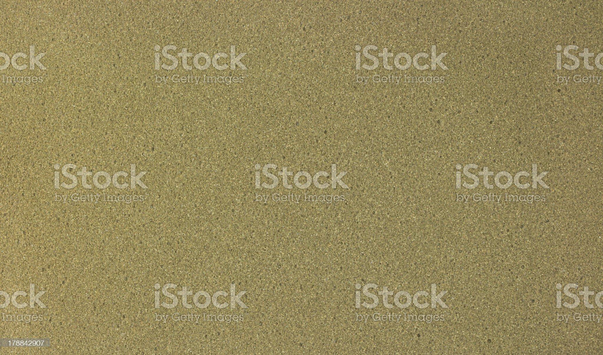 Warm Foam Texture royalty-free stock photo