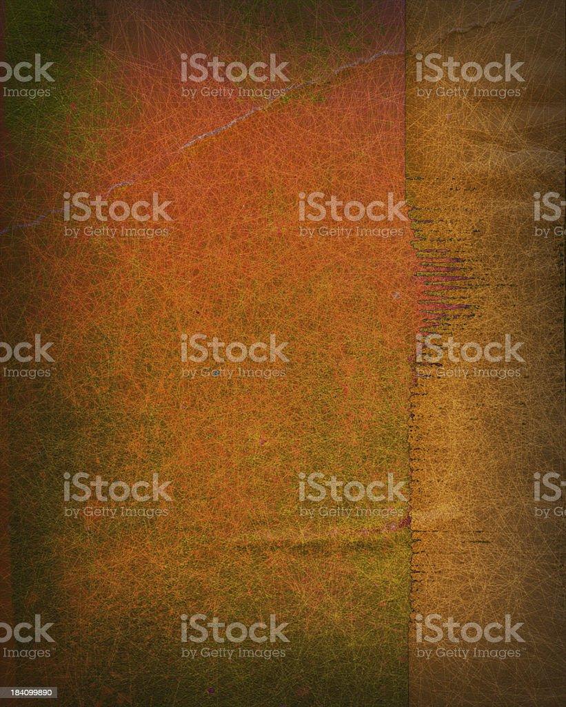 Warm Grunge Background stock photo