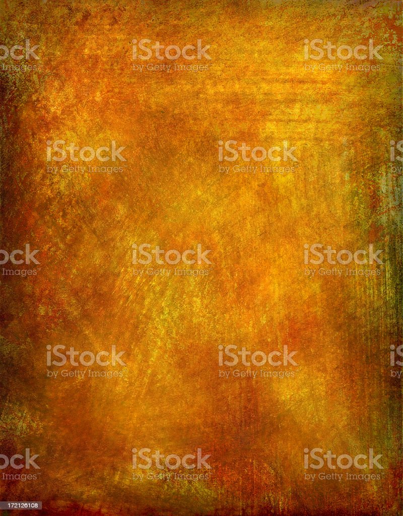 Warm Painted Background royalty-free stock photo