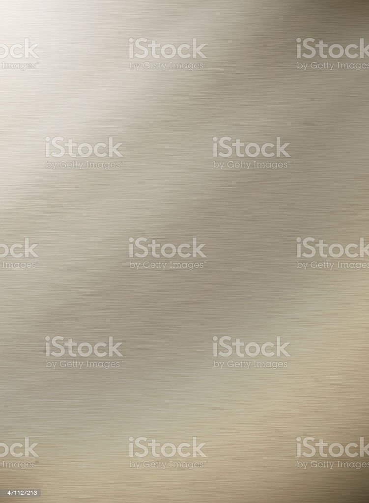 Warm Stainless Background royalty-free stock photo