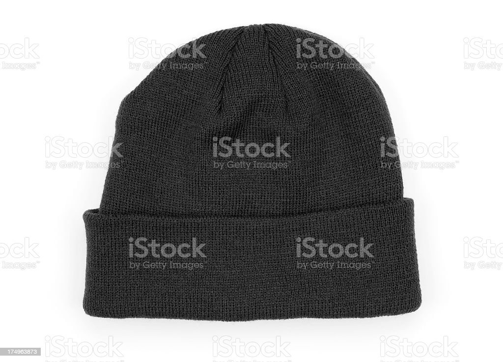 Warm Winter Hat stock photo