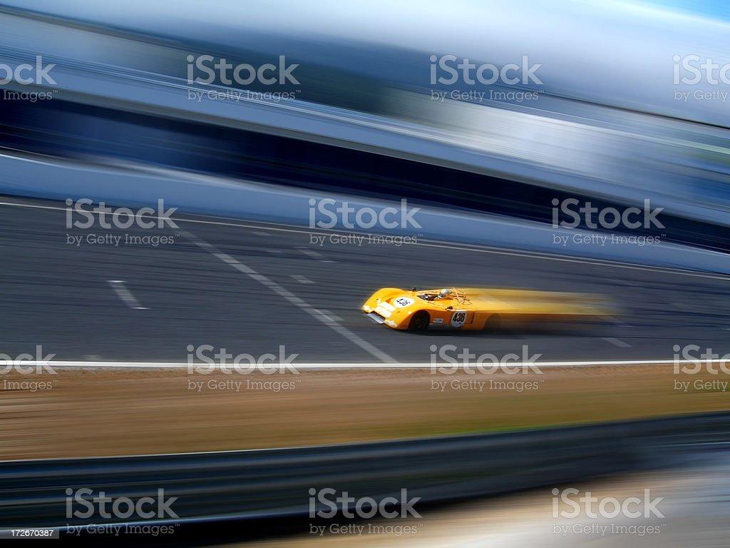 Warp Speed royalty-free stock photo