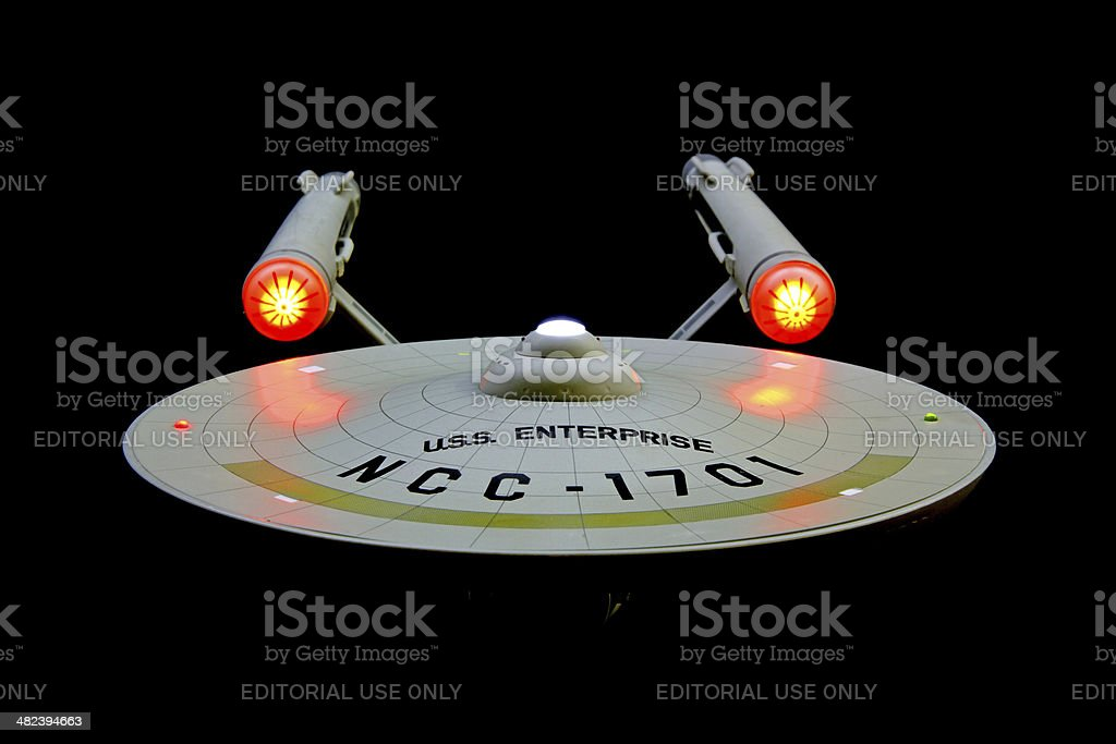 Warp Technology stock photo
