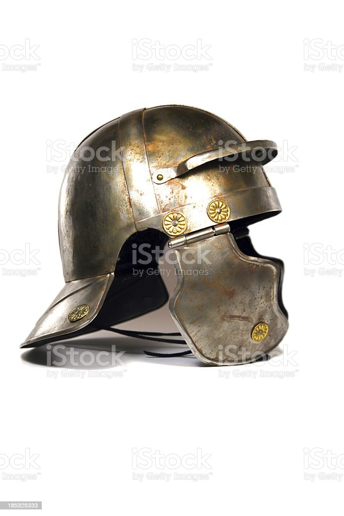 Warriors History stock photo
