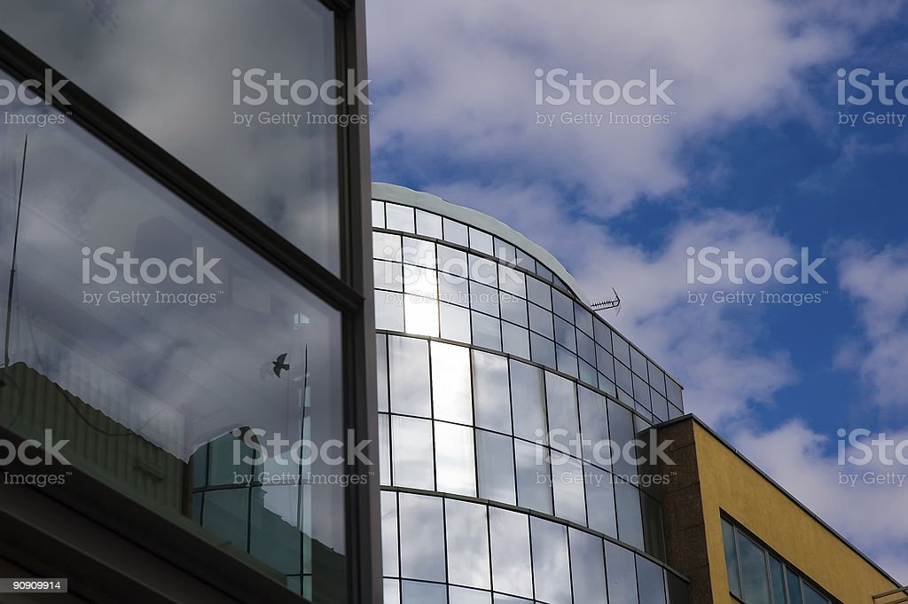 Warsaw royalty-free stock photo