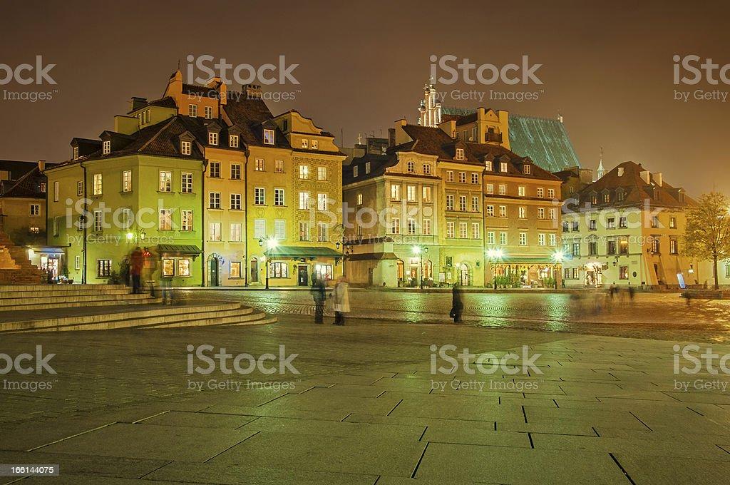Warsaw, Poland royalty-free stock photo