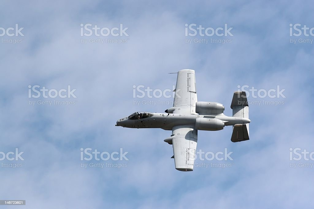 A-10 'Warthog' stock photo