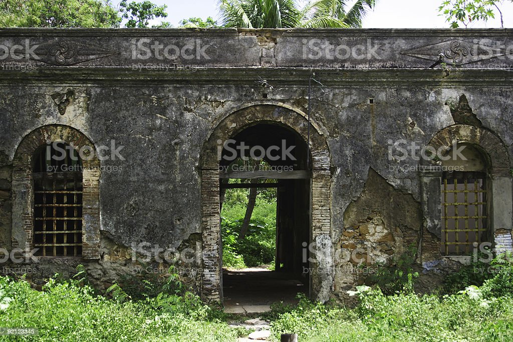 War Fort royalty-free stock photo
