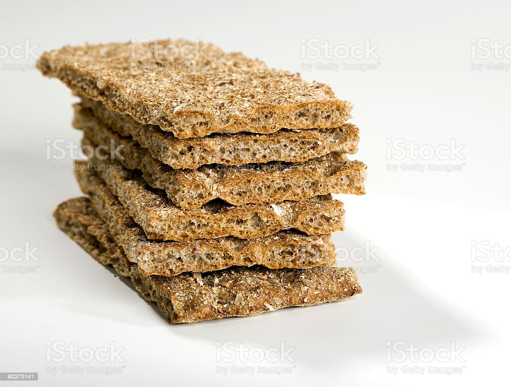 Wasa bread royalty-free stock photo