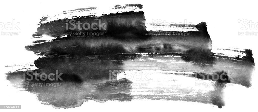 Wash Painting Effect stock photo
