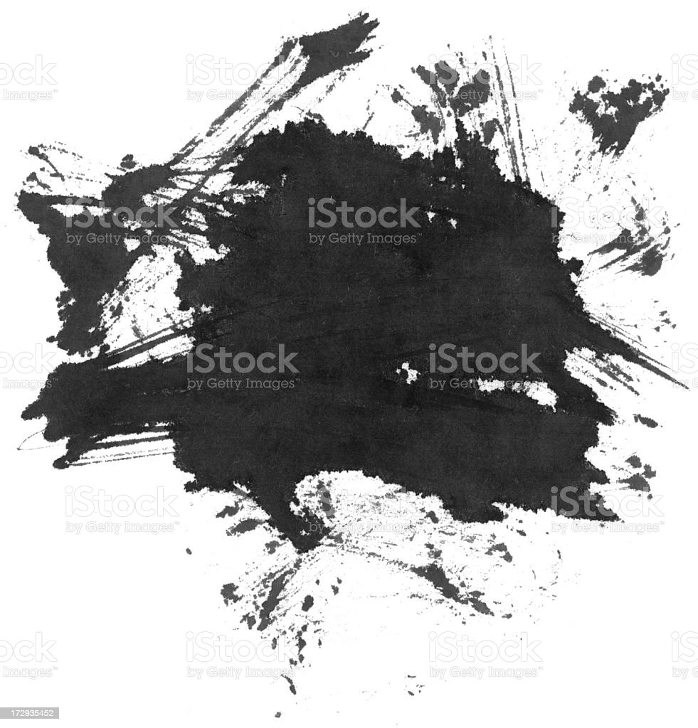 Wash Painting Effect royalty-free stock photo