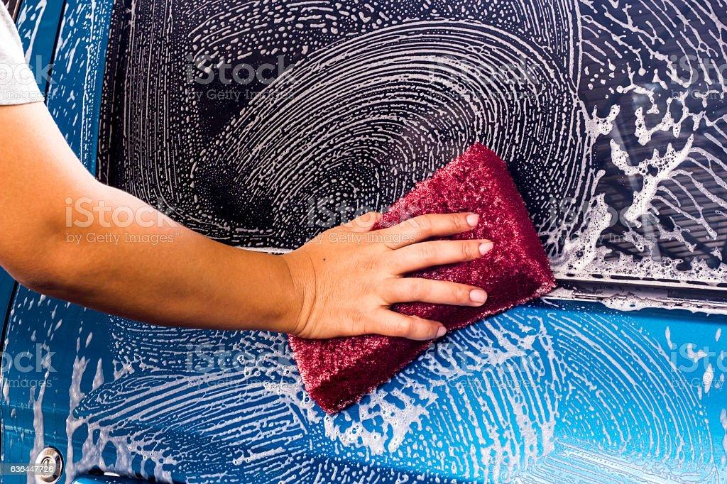 Wash stock photo