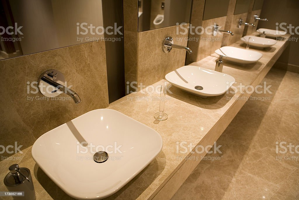 washbasin royalty-free stock photo