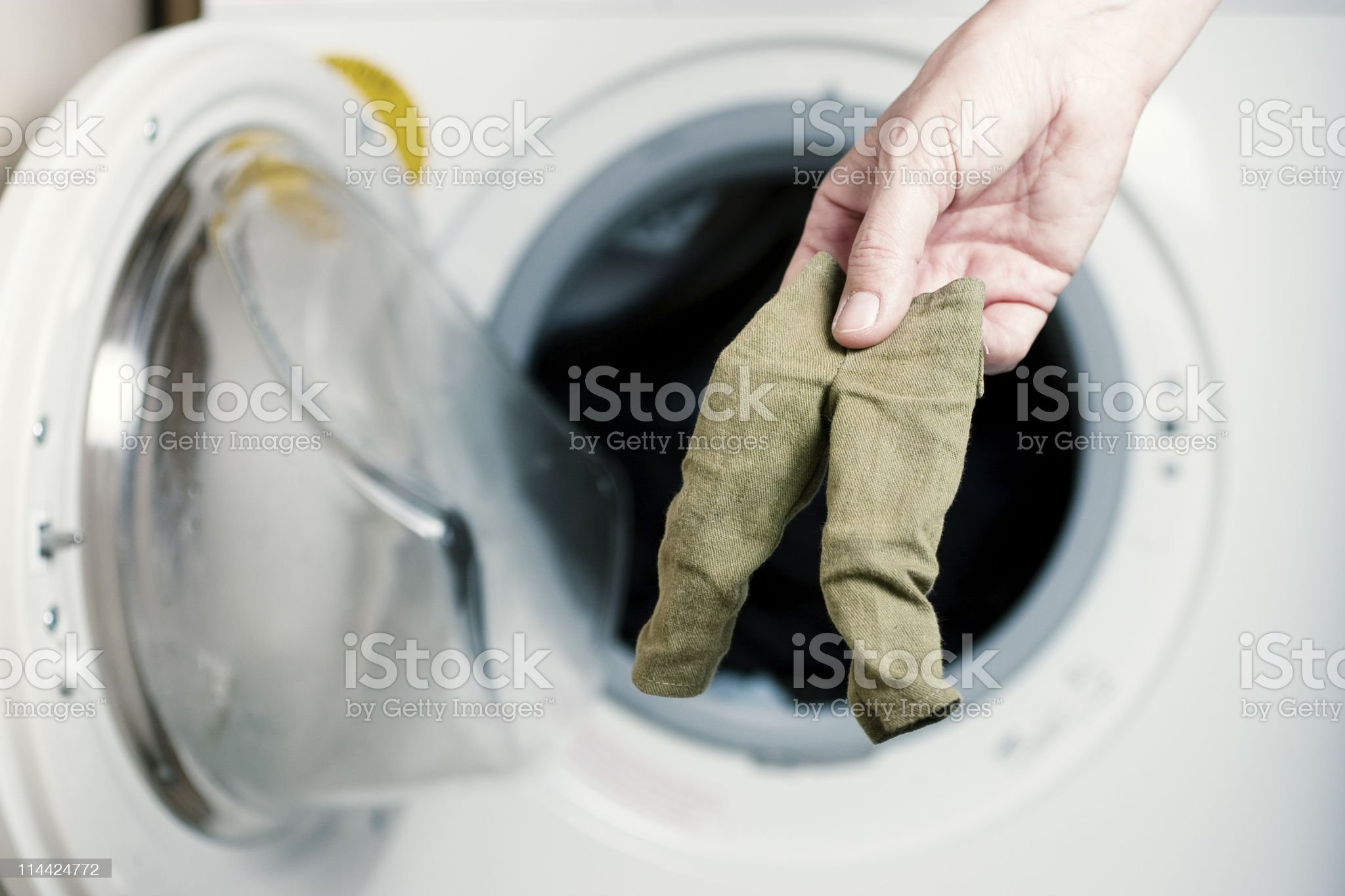 washday blues royalty-free stock photo