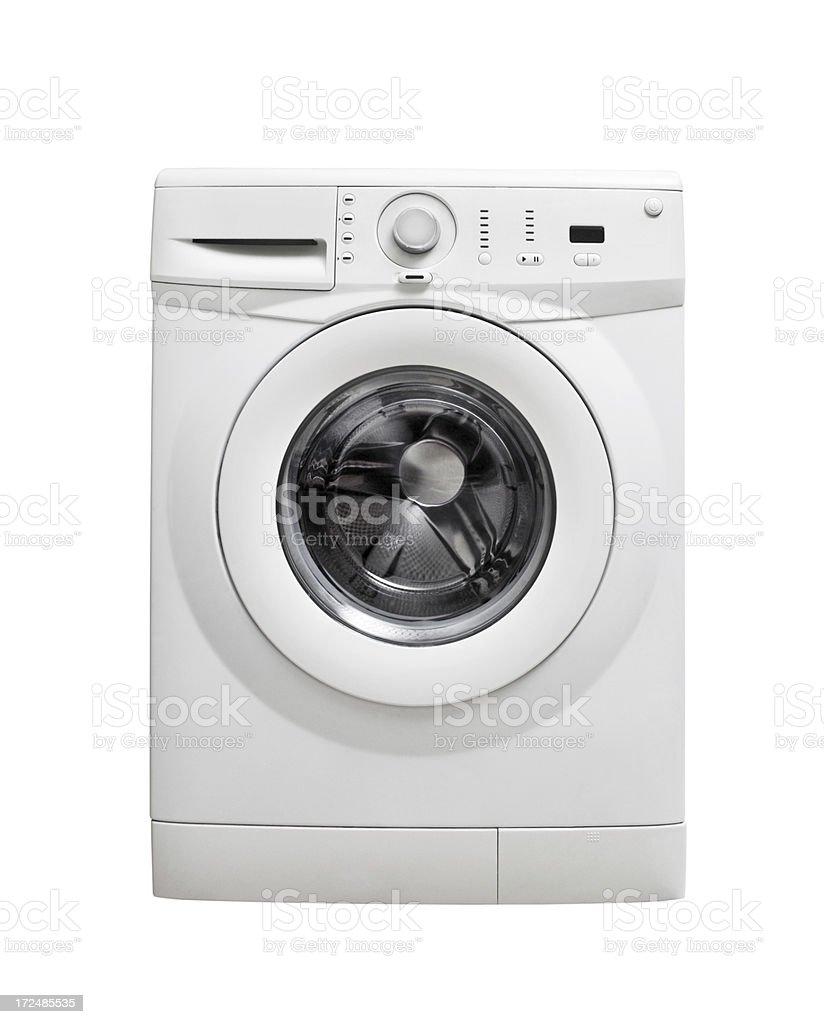 Washing Machine (Click for more) royalty-free stock photo