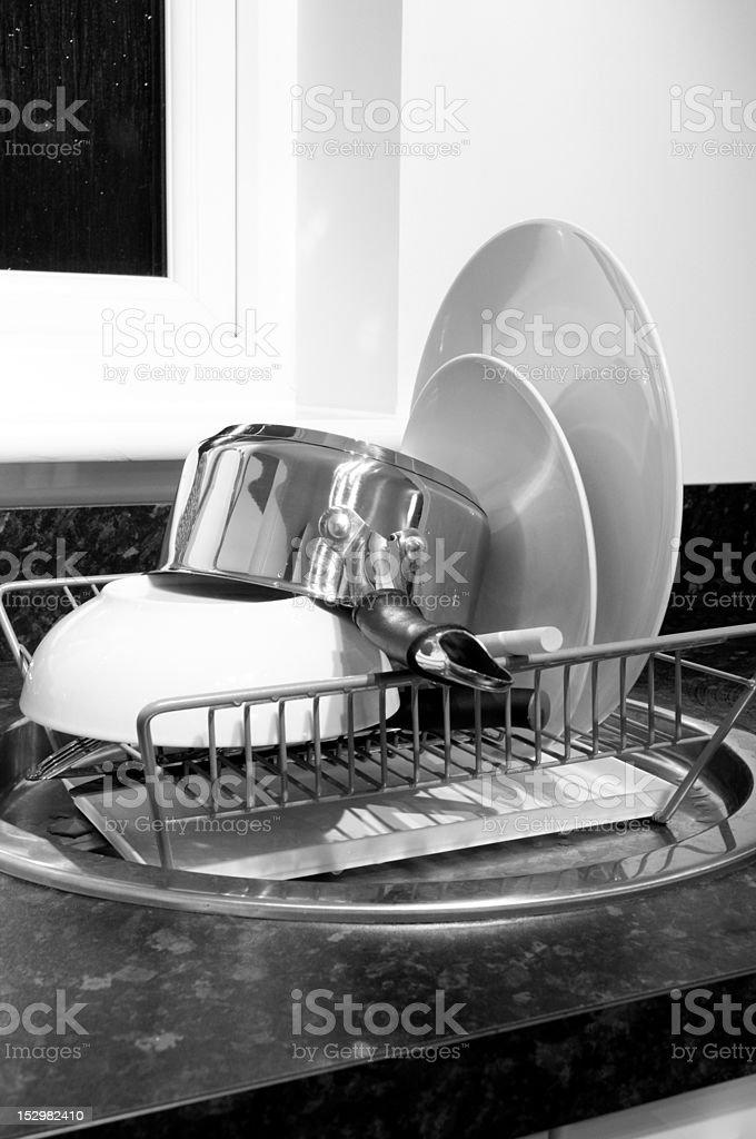 Washing Up stock photo