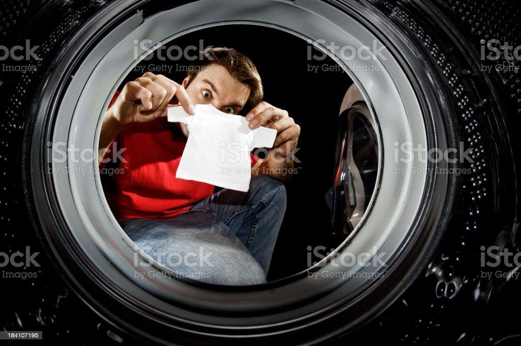 washingday stock photo