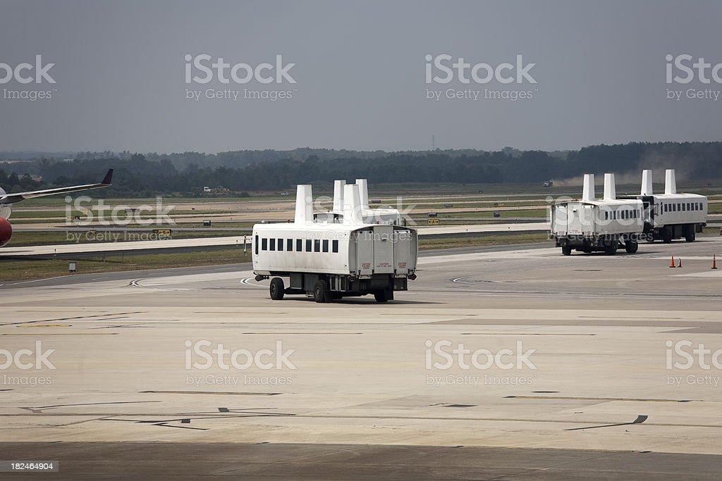 Washington DC Airport stock photo