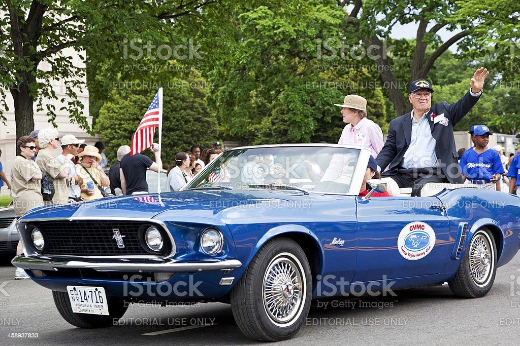 Washington DC - Memorial Day # 4 XXXL royalty-free stock photo