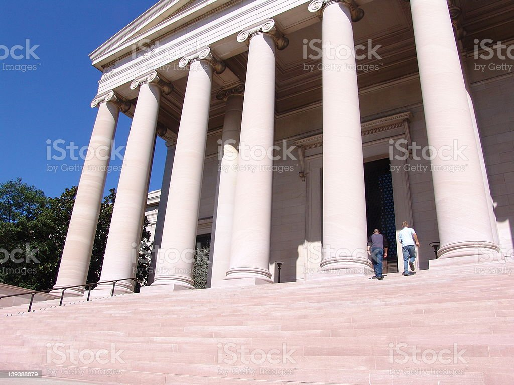 Washington DC royalty-free stock photo