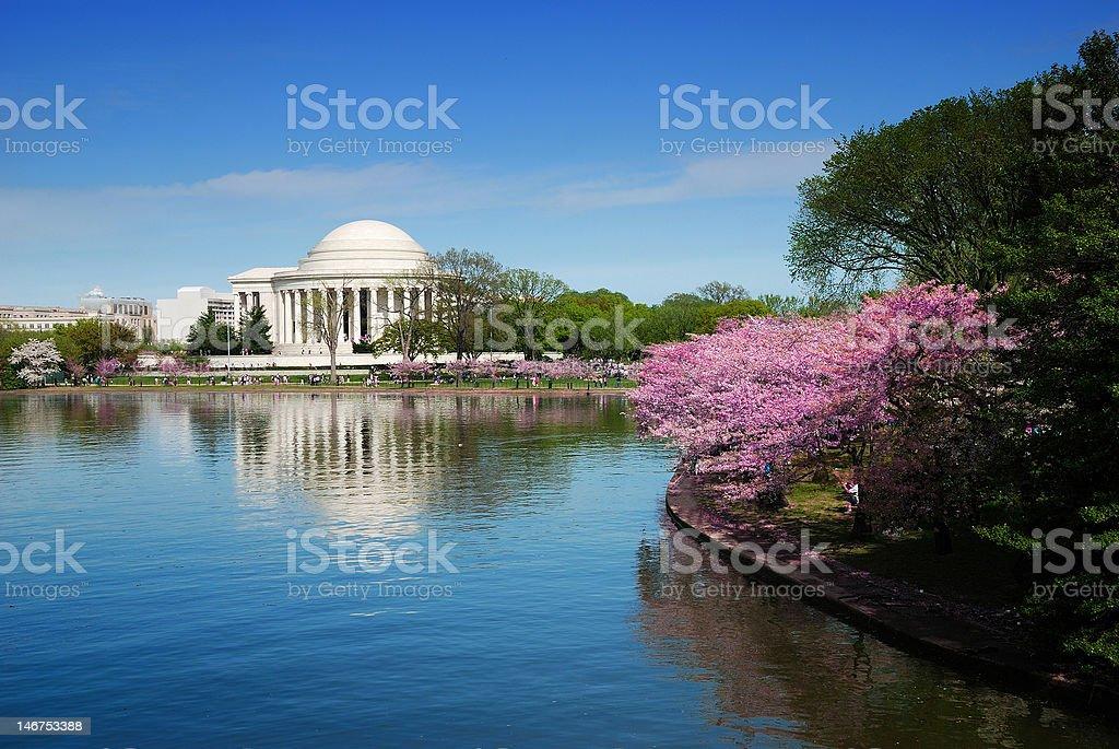 Washington DC stock photo