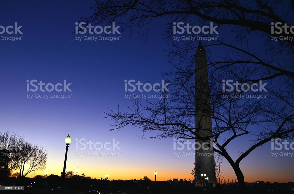 Washington D.C. royalty-free stock photo