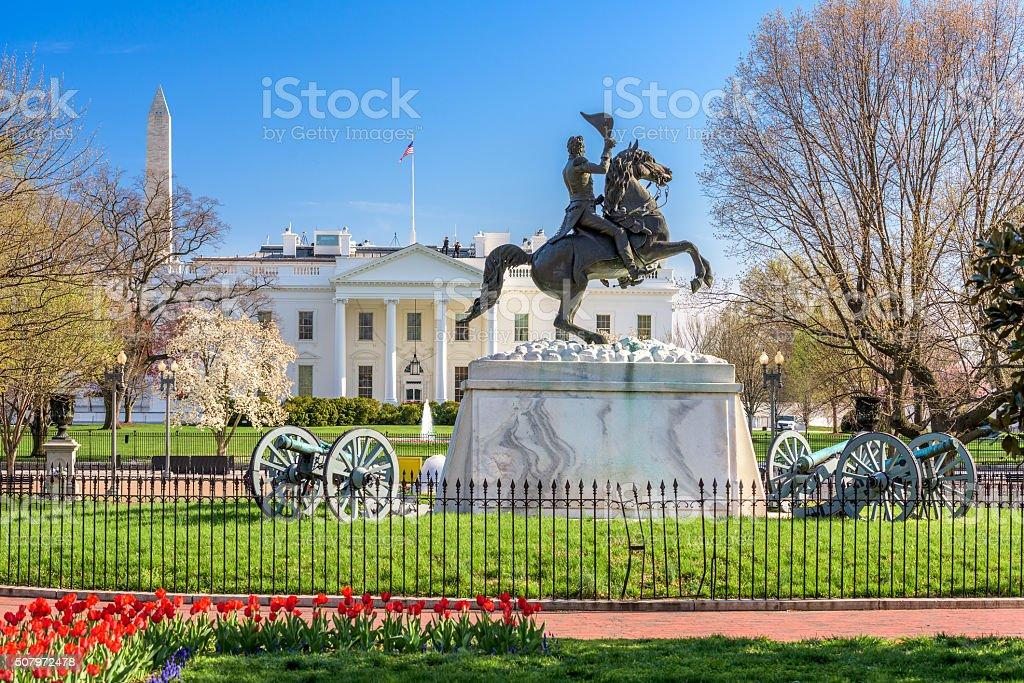Washington DC USA stock photo