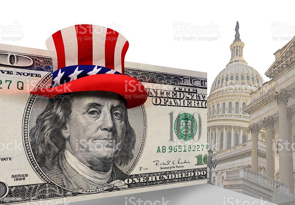 Washington stock photo