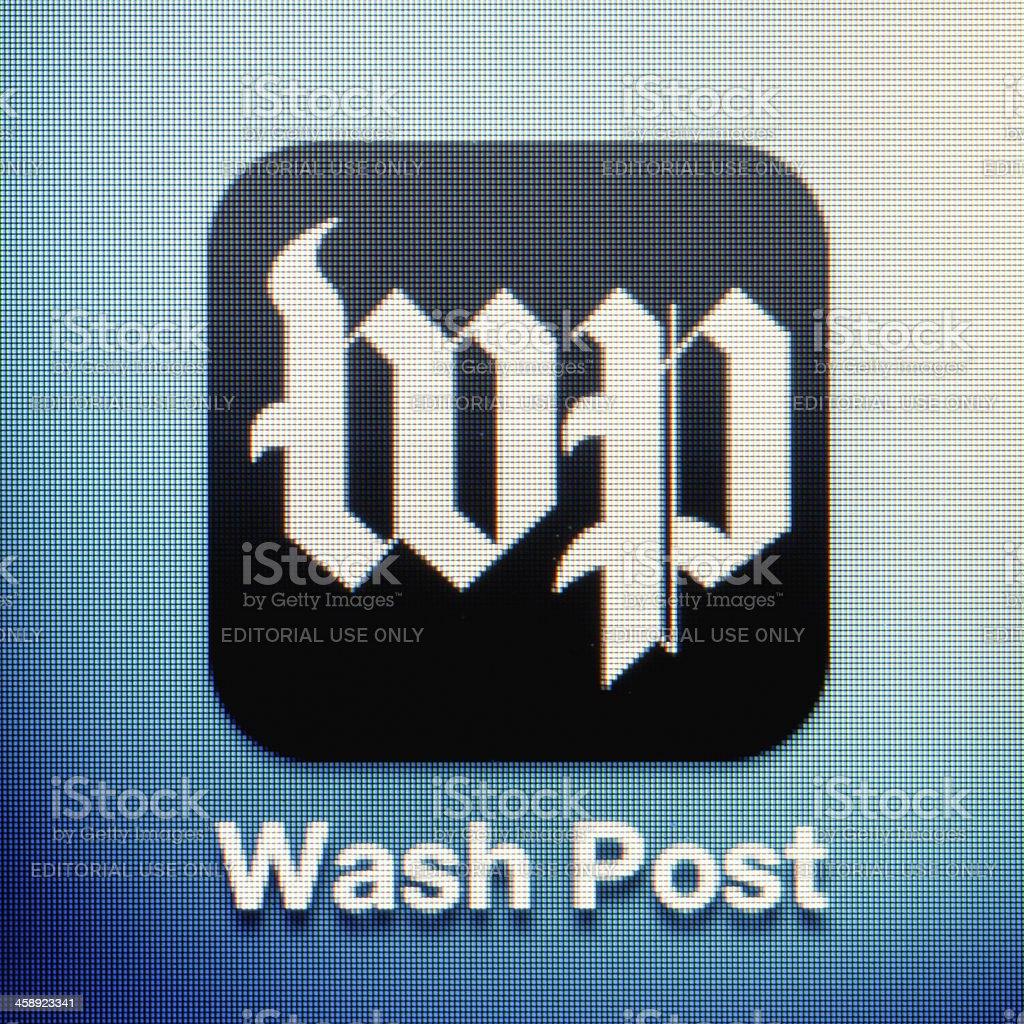 Washington Post stock photo