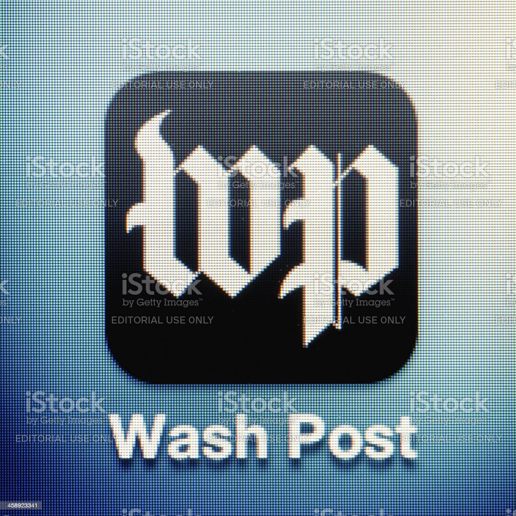Washington Post stock photo